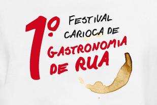 Festival carioca de gastronomia de rua